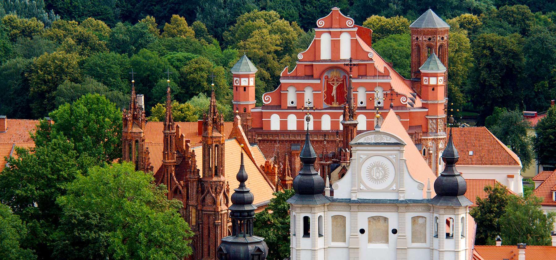 immagine per Tour Capitali Baltiche