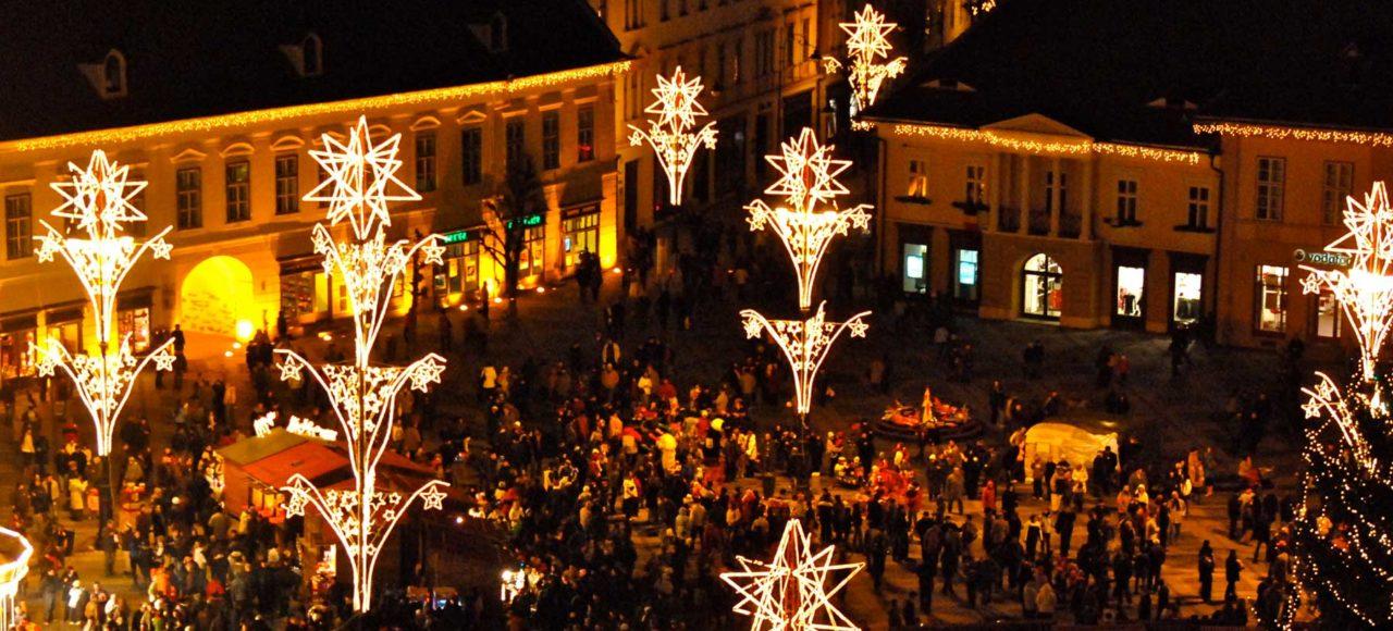 immagine per Speciale Mercatini di Natale in Romania