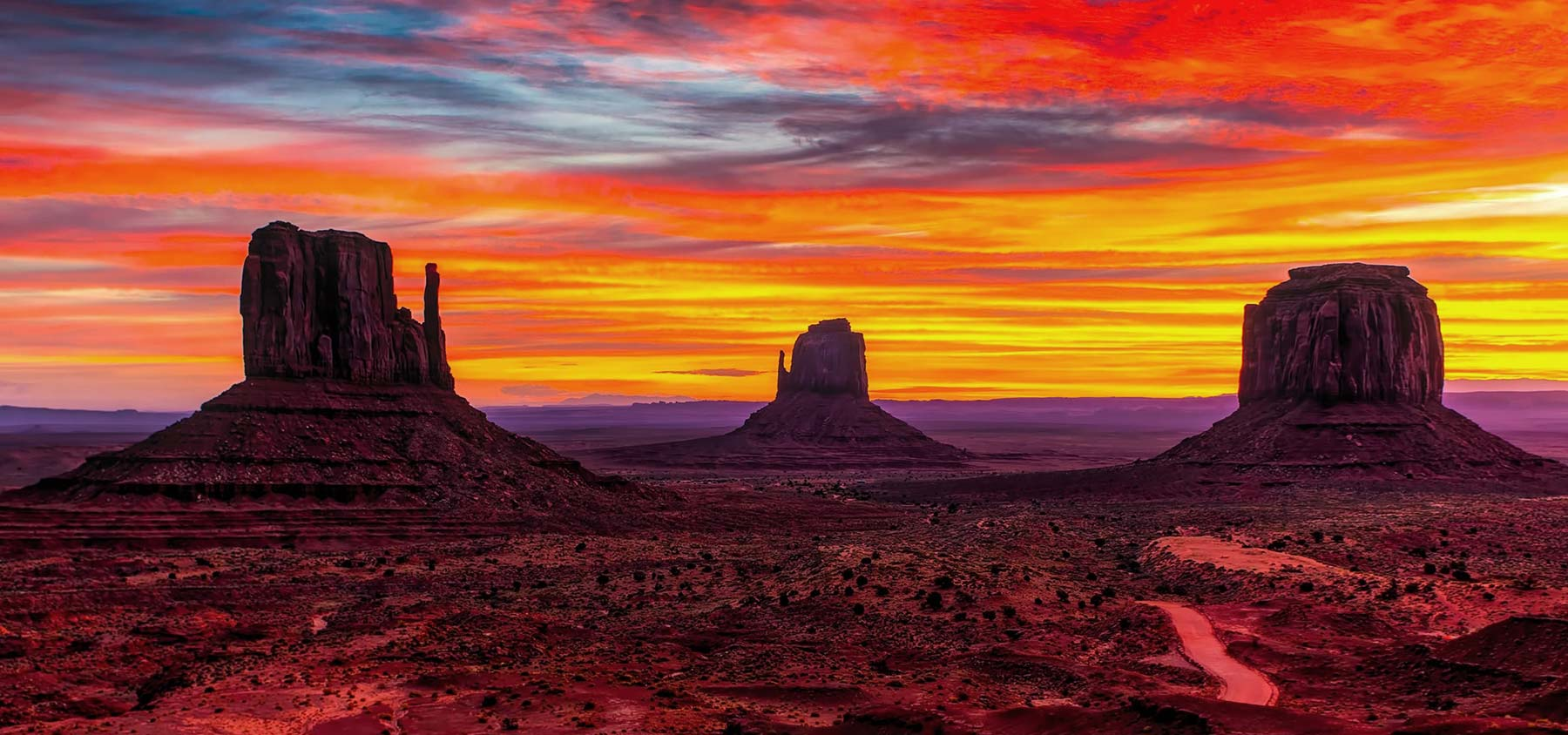 immagine Stati Uniti Monument Valley