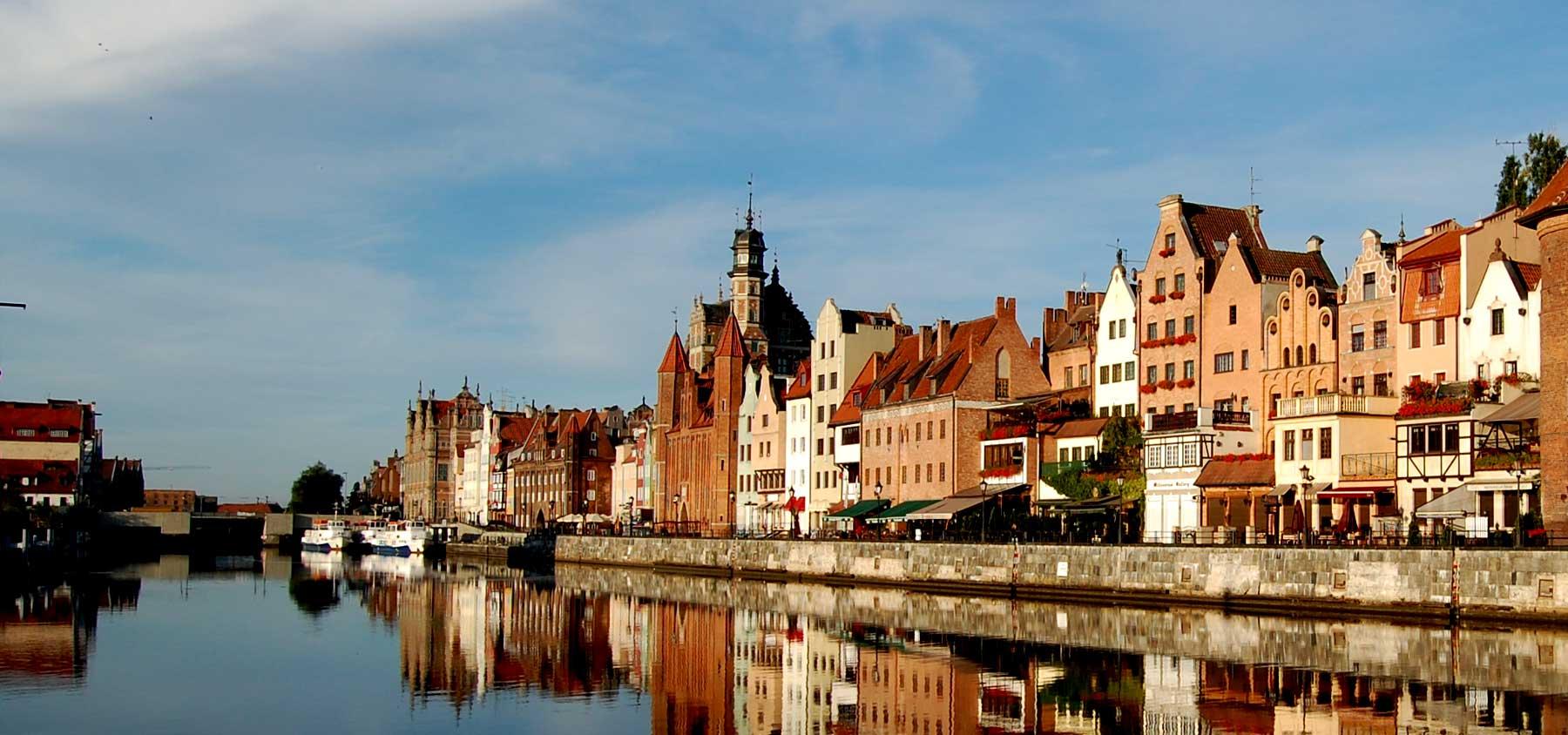 immagine per Tour 1 - Gran Tour Polonia Classica