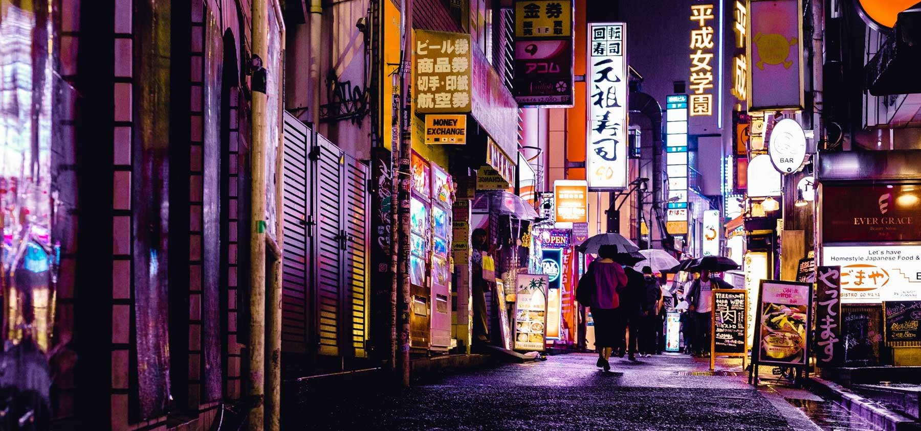 immagine per Le capitali del Giappone