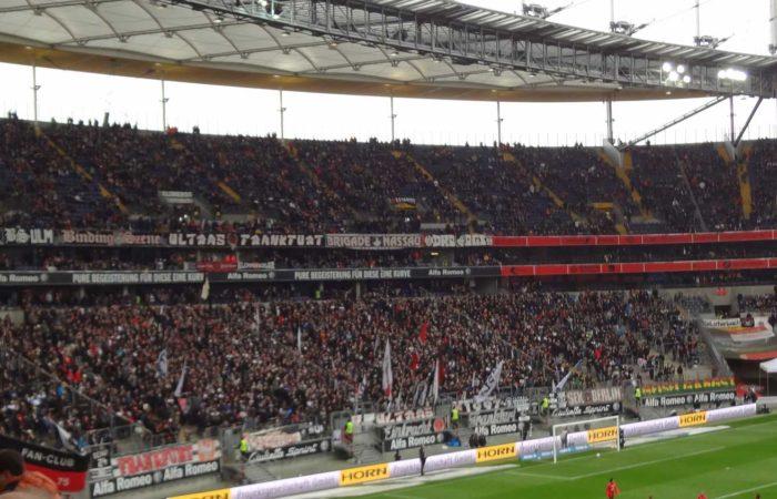 immagine per Segui la Lazio in Europa League: Eintracht Frankfurt - S.S. Lazio