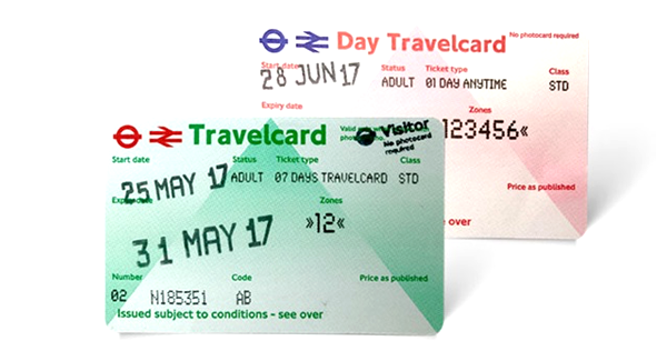 immagine per London Travel Card