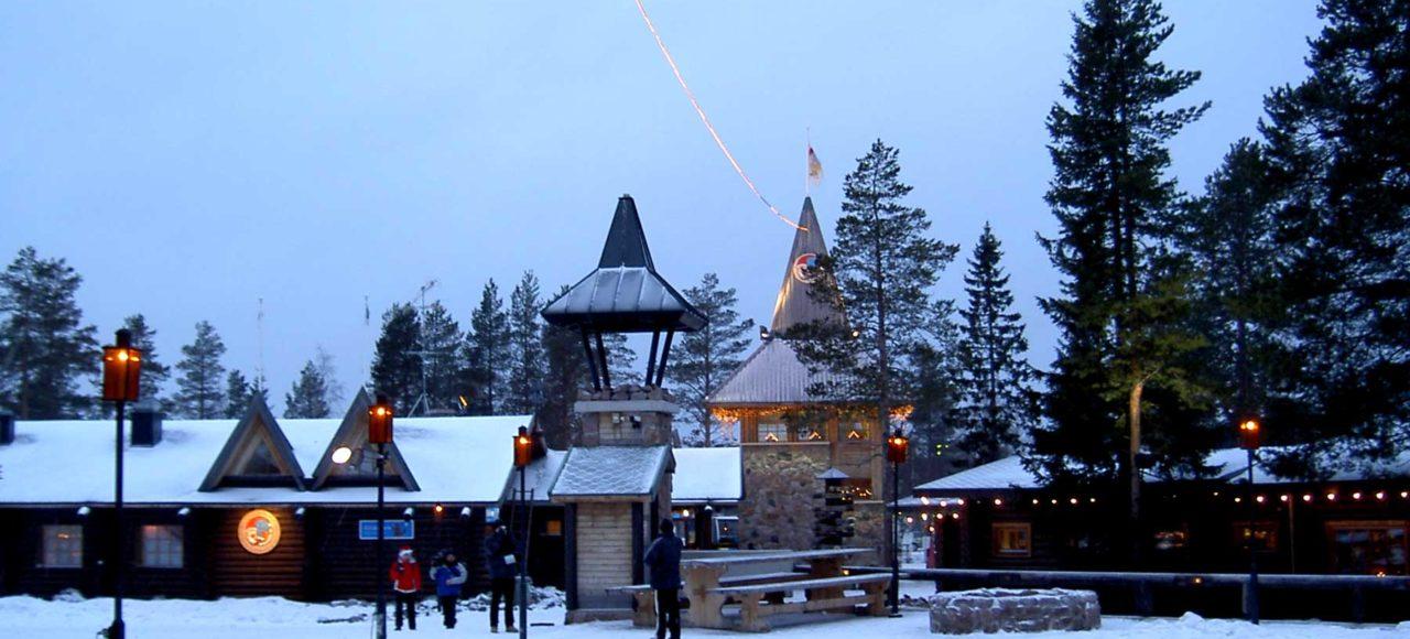 immagine per Speciale Lapponia: Rovaniemi - Il Villaggio di Santa Claus e Husky Safari