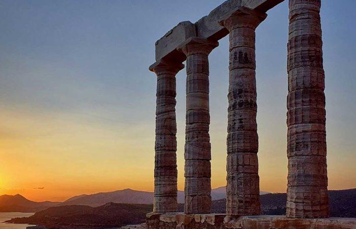 immagine per Tour 1 - Grecia classica con Meteore e Sunion