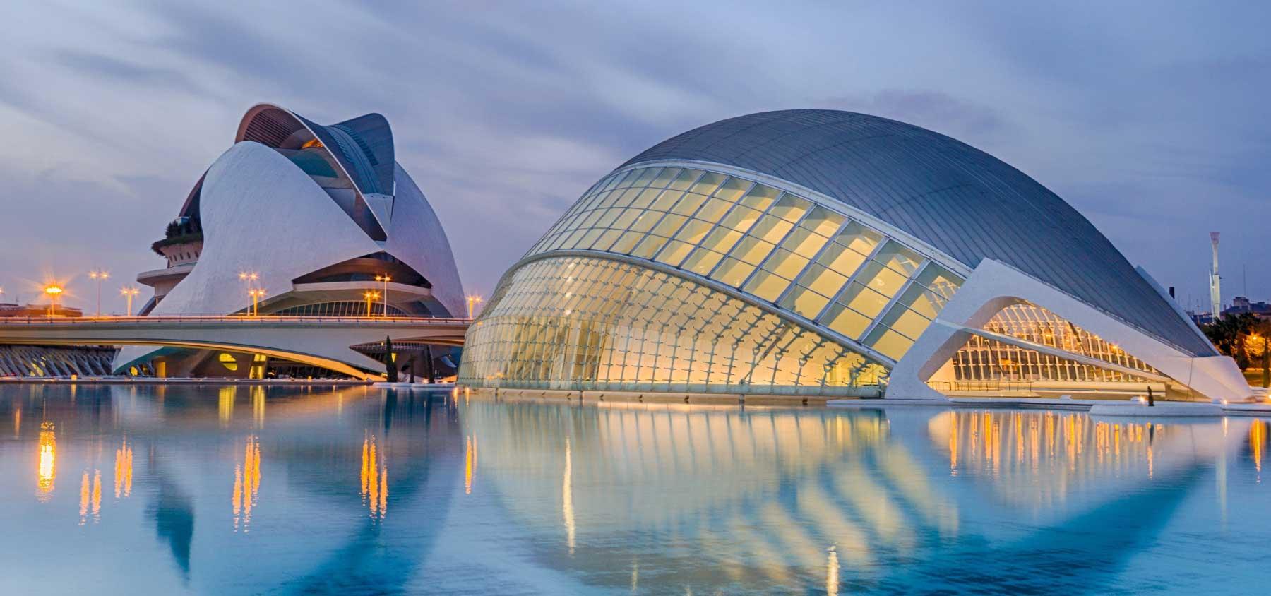 immagine per 3 - Tour città di Spagna: Triangolo d'oro (da Valencia)