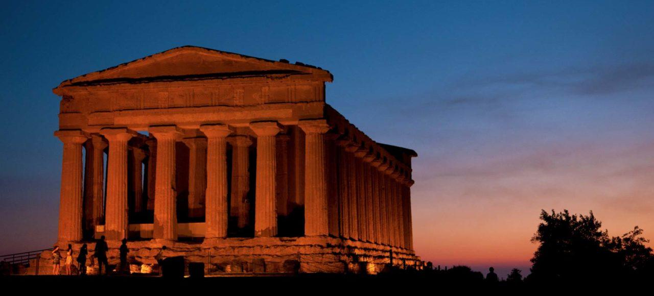 immagine per Speciale capodanno - Mini tour Sicilia