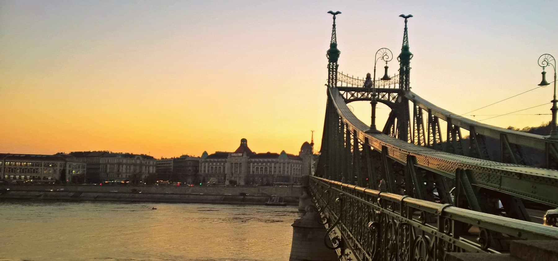 immagine per Tour 1 - Le capitali Imperiali dell'Europa centrale, da Budapest
