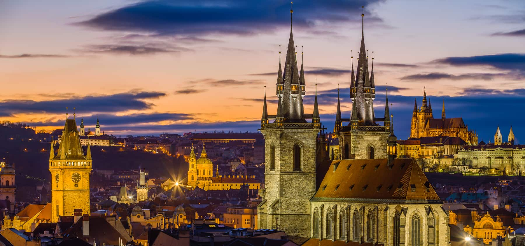 immagine per Praga la città magica